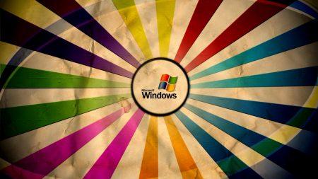 windows, bow, circle