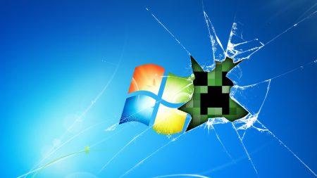 windows, minecraft, game