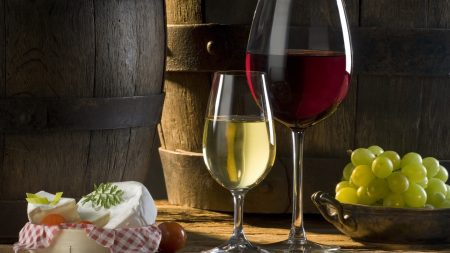wine, cheese, grapes