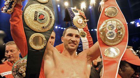 wladimir klitschko, title, athlete