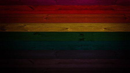 wood, boards, multicolored