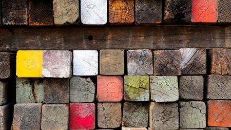 wood, lumber, paint