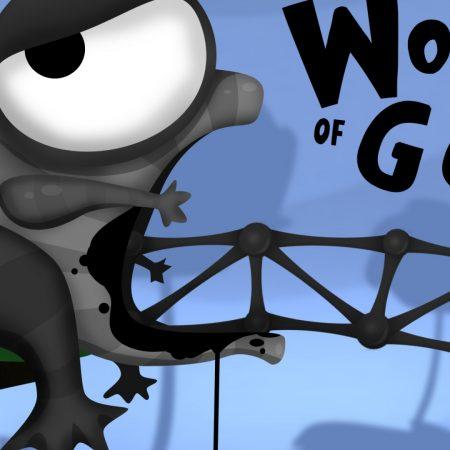 world of goo, frog, eye