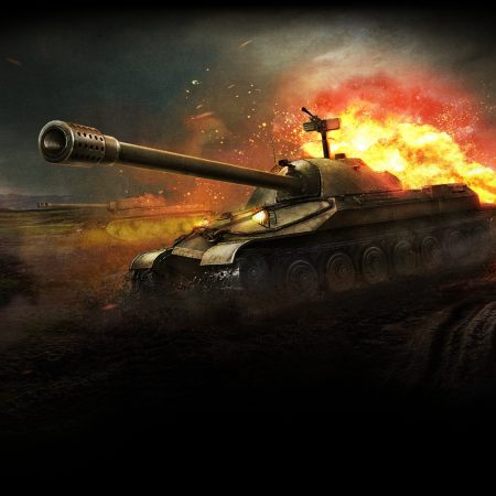 world of tanks, is-7, game