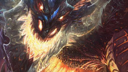 world of warcraft, cataclysm, dragon