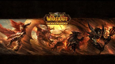 world of warcraft, cataclysm, monsters