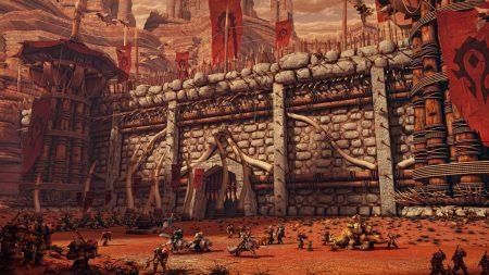 world of warcraft, horde, orgrimmar