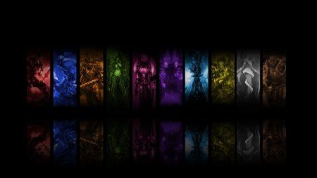 world of warcraft, priest mage, shots