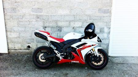 yamaha r1, bike, motorcycle