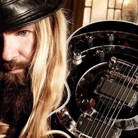 zakk wylde, guitar, hat