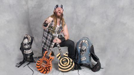zakk wylde, guitars, scream
