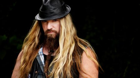 zakk wylde, hair, beard